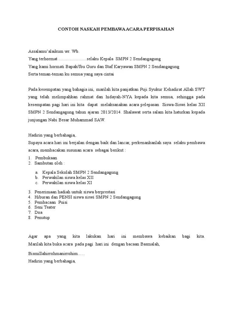 Mc Bahasa Sunda : bahasa, sunda, Contoh, Pembawa, Acara, Pentas, Sekolah, Bahasa, Sunda, Dokter, Andalan