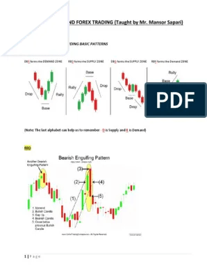 Forex Supply And Demand Strategy Pdf - Forex Ea Trader Myfxbook