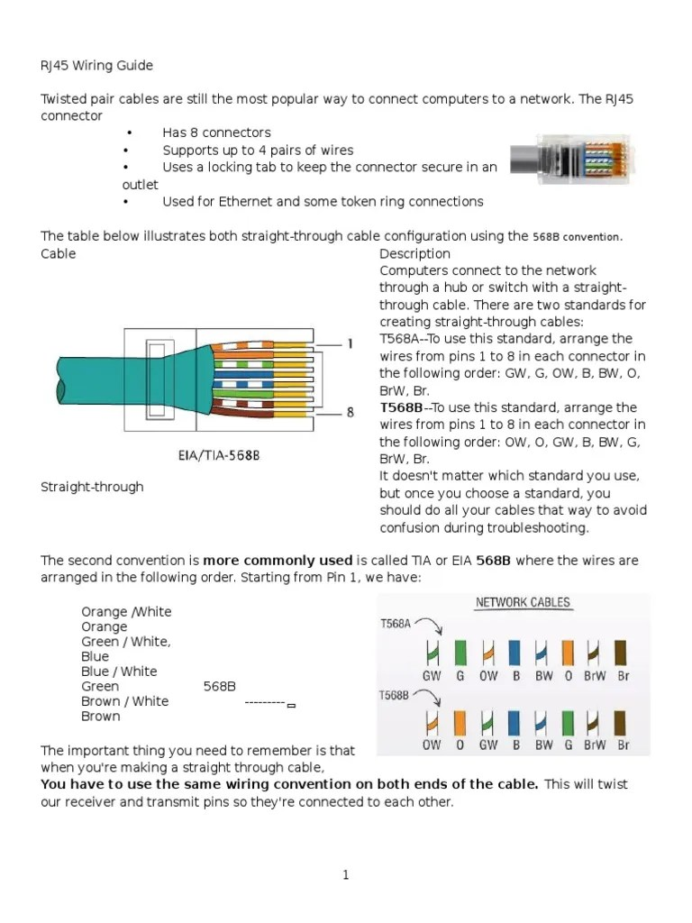 small resolution of 568b cable