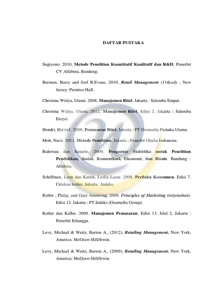 Daftar Pustaka Sugiyono 2009 : daftar, pustaka, sugiyono, Sugiyono, Daftar, Pustaka