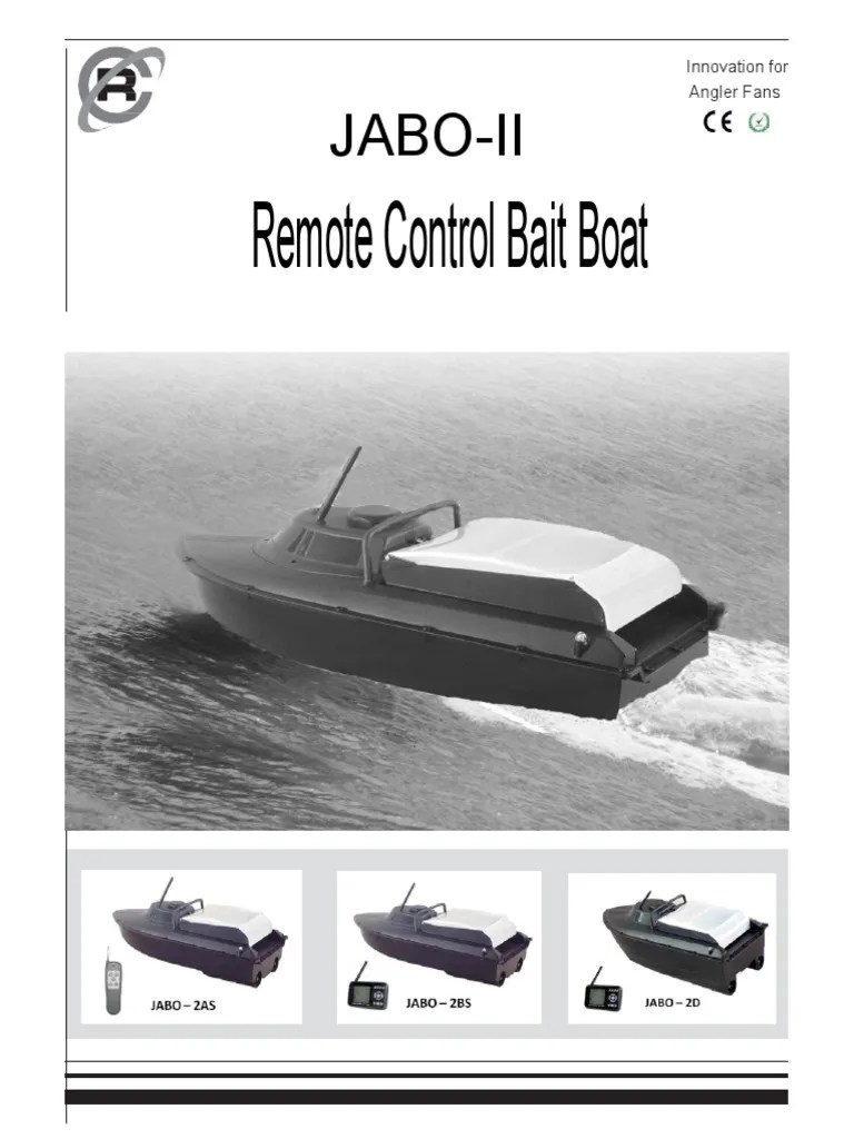medium resolution of rc bait boat wiring diagram