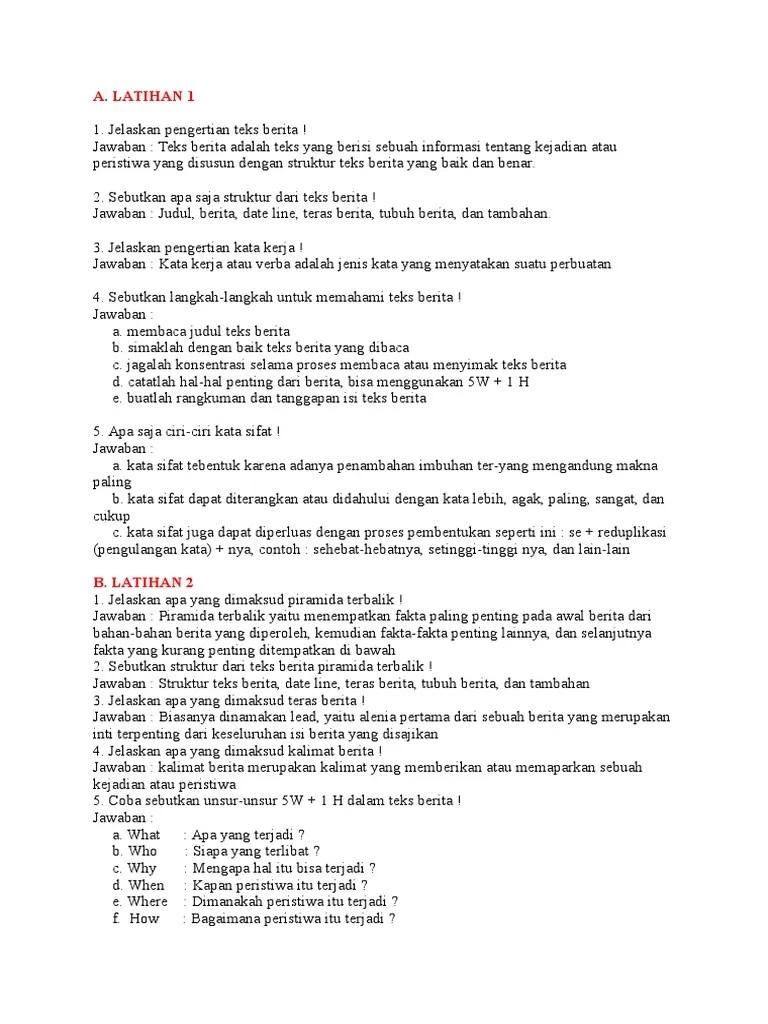 Apa Yang Dimaksud Teks Berita : dimaksud, berita, Contoh, Bahasa, Indonesia, Kelas, Tentang, Berita, Terbaru, Cute766