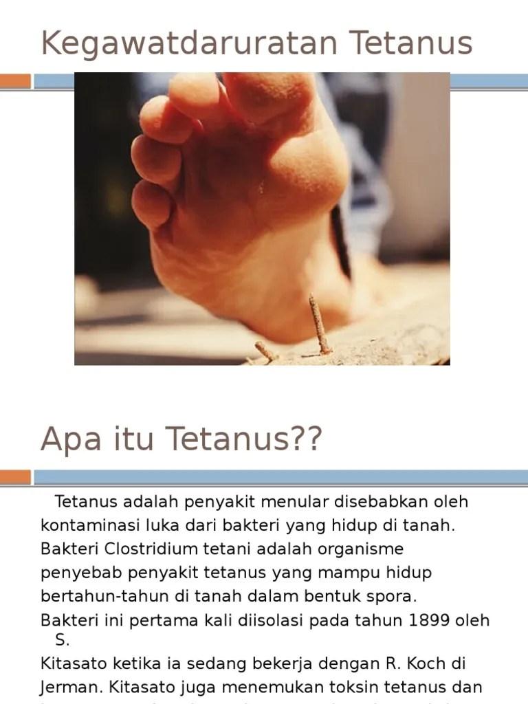 Kelainan Otot Yang Disebabkan Adanya Infeksi Bakteri Clostridium Tetani : kelainan, disebabkan, adanya, infeksi, bakteri, clostridium, tetani, Kelainan, Disebabkan, Adanya, Infeksi, Bakteri, Clostridium, Tetani, Disebut, Berbagai, Sebab