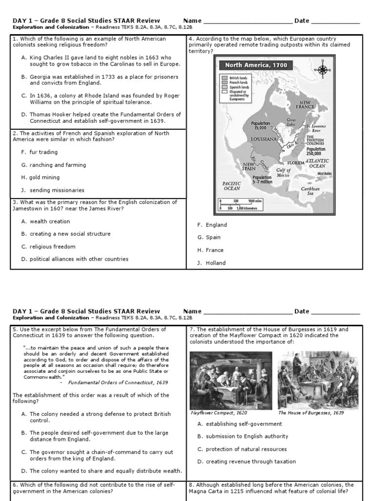 all pages - grade 8 social studies   Nullification (U.S. Constitution)    United States Bill Of Rights [ 1024 x 768 Pixel ]