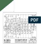Amplificador Zener Modular Yiroshi 400W