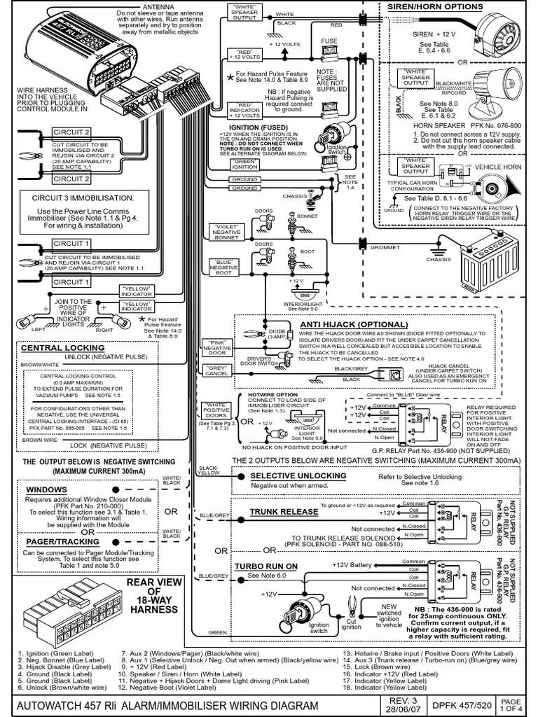 medium resolution of auto watch 446rli wiring diagram