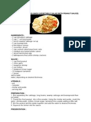 Contoh Procedure Text Makanan : contoh, procedure, makanan, Contoh, Procedure, Spoon, Cuisine
