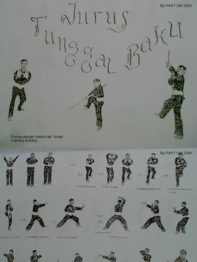Buku Senam Dasar Psht : senam, dasar, JurusTunggal, Gambar.pdf