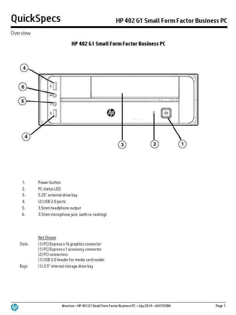 medium resolution of hp pc diagram
