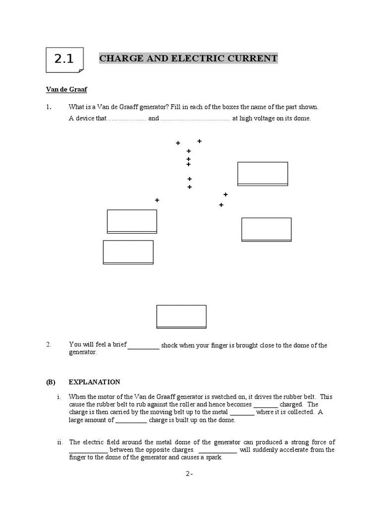 medium resolution of van der graaf generator diagram