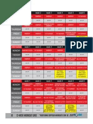 Ddp Yoga Beginner Schedule : beginner, schedule, Schedule, Beginner, YogaWalls