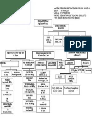 Permenkes Nomor 75 Tahun 2014 : permenkes, nomor, tahun, STRUKTUR, ORGANISASI, PUSKESMAS, SESUAI, PERMENKES, TAHUN