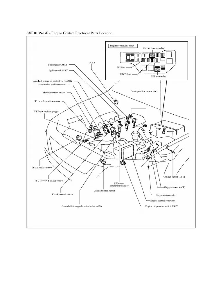 Toyota Altezza Wiring Diagram. Toyota. Auto Wiring Diagram