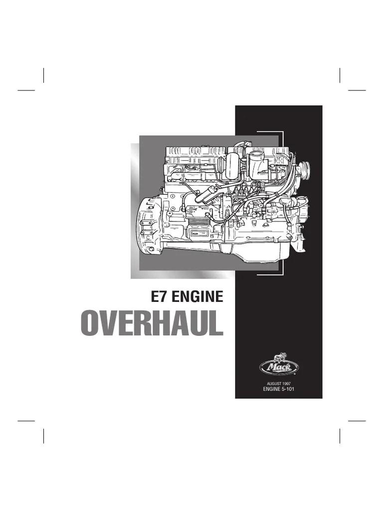 hight resolution of 215894303 mack e7 pln service manual 5 101 pdf manual transmission safety