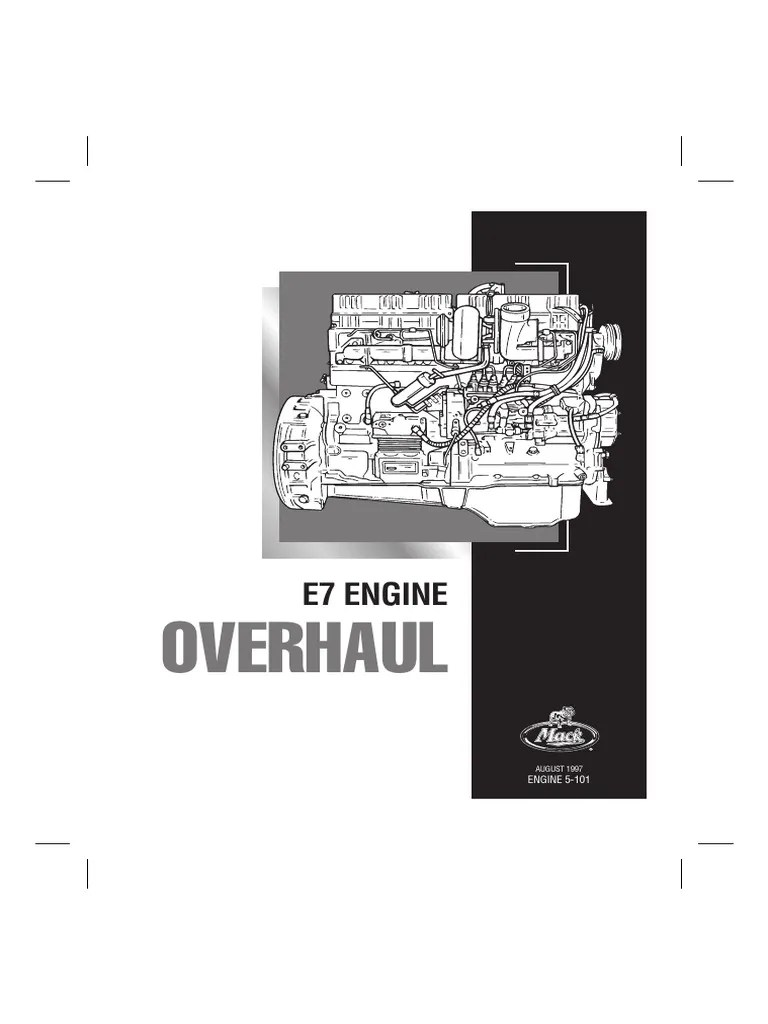 small resolution of 215894303 mack e7 pln service manual 5 101 pdf manual transmission safety