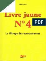 Livre Jaune N°5 Pdf Gratuit : livre, jaune, gratuit, Livre, Jaune, N4.pdf
