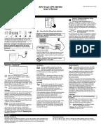 Galaxy g3 Installation Manual