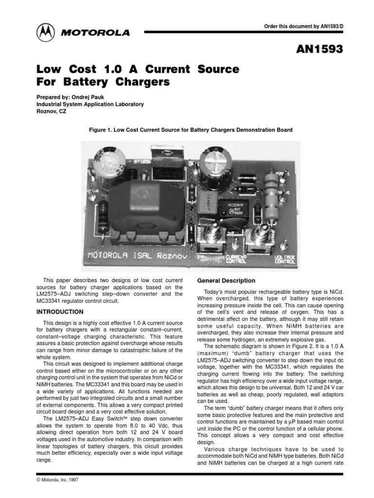 motorola alternator 128081947 universal cell phone charger circuit diagram 2 lineariswitchmode voltage regulator  [ 768 x 1024 Pixel ]
