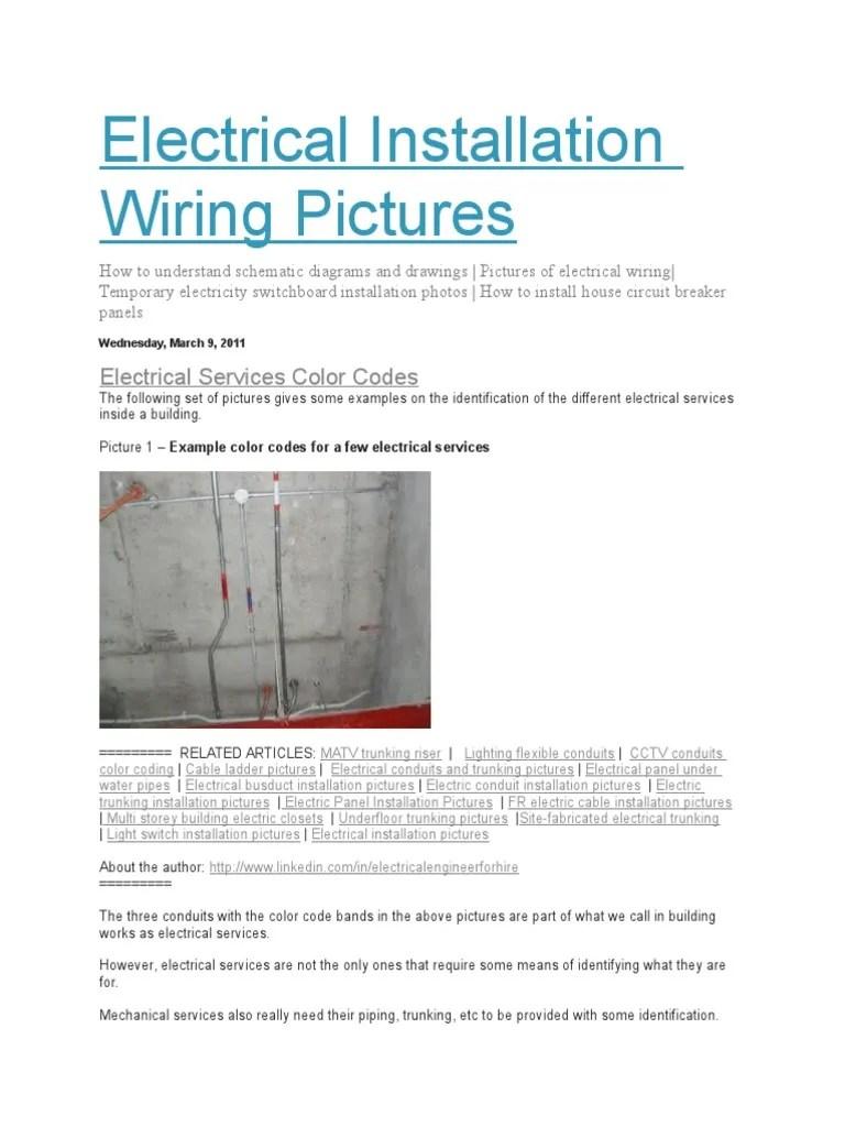 medium resolution of necessary house wiring conduit