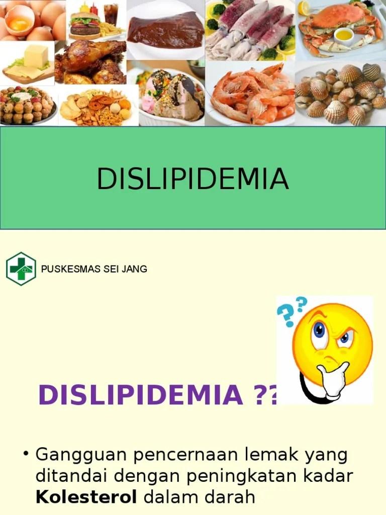 Prolanis Dislipidemia Ppt