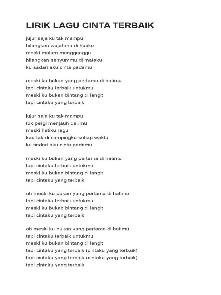 Download Lagu Cintaku Yang Terbaik : download, cintaku, terbaik, Lirik-lagu-malu-malu-kucing-ika-vuje-ost
