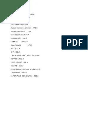 Kode Icd 10 Nefrolithiasis : nefrolithiasis, 10.docx