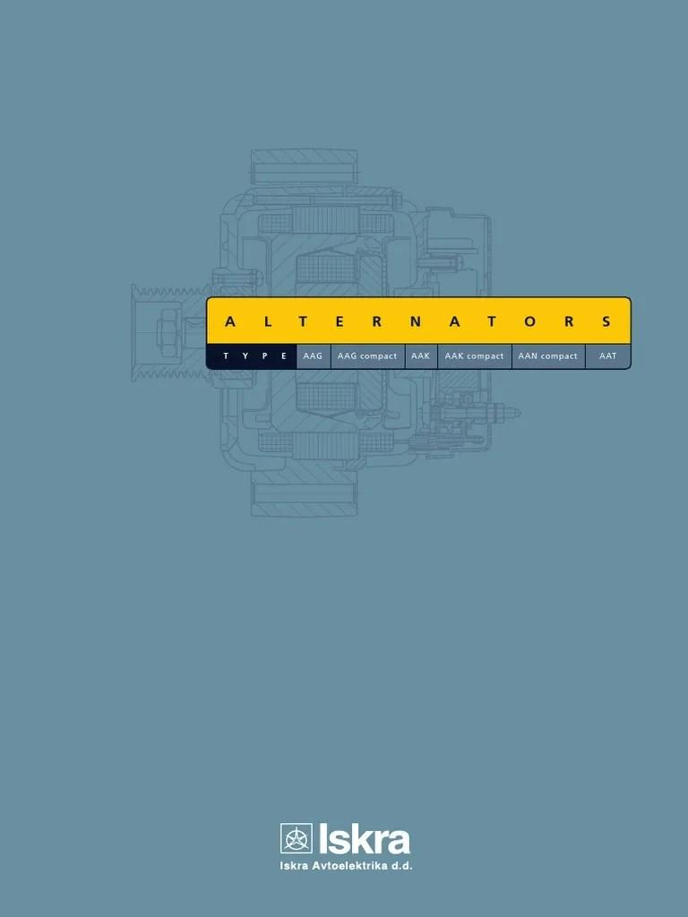 small resolution of internal alternator regulator wiring diagram iskra