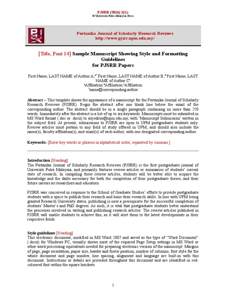 Sample Research Log Template ] | Needs Analysis, Sample General ...