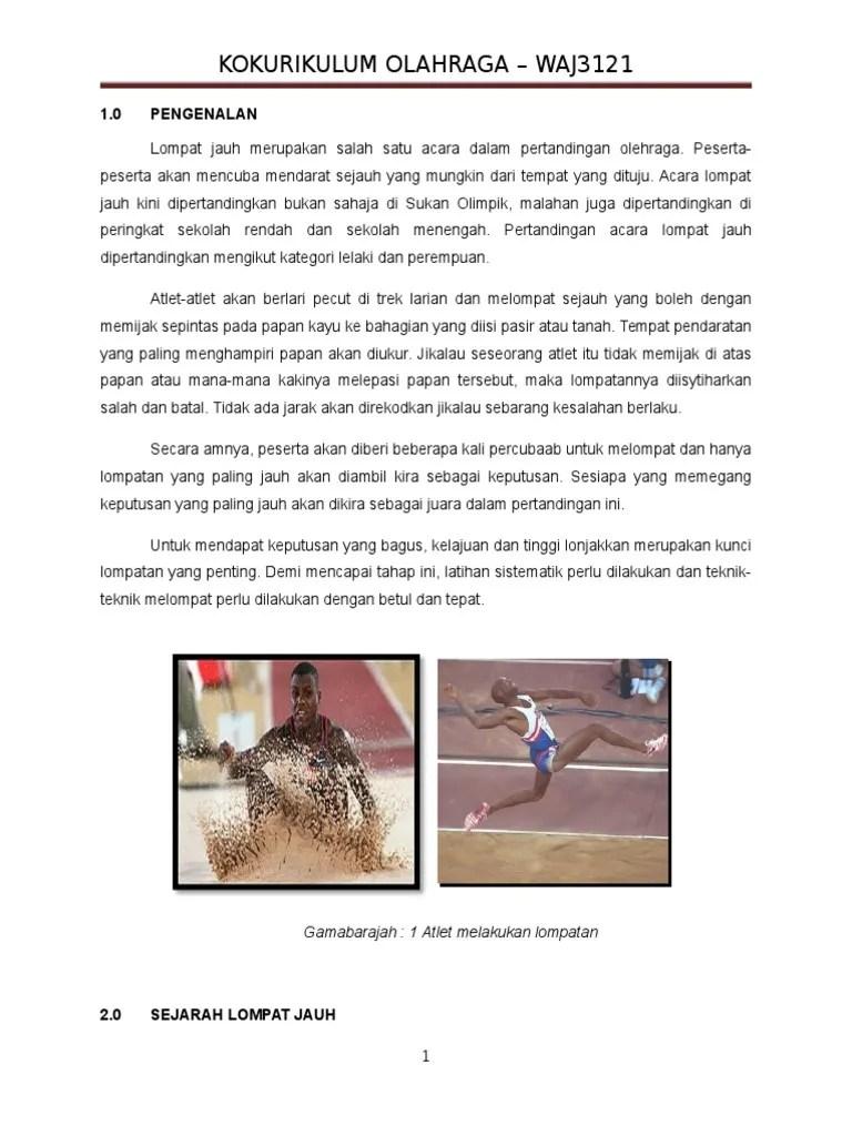 Sejarah Lompat Jauh Di Indonesia : sejarah, lompat, indonesia, Lompat, Jauh.docx