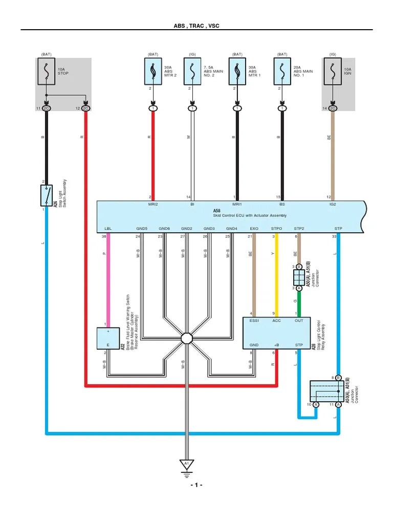 2010 toyota prius electrical wiring diagrams pdf anti lock braking system machines [ 768 x 1024 Pixel ]