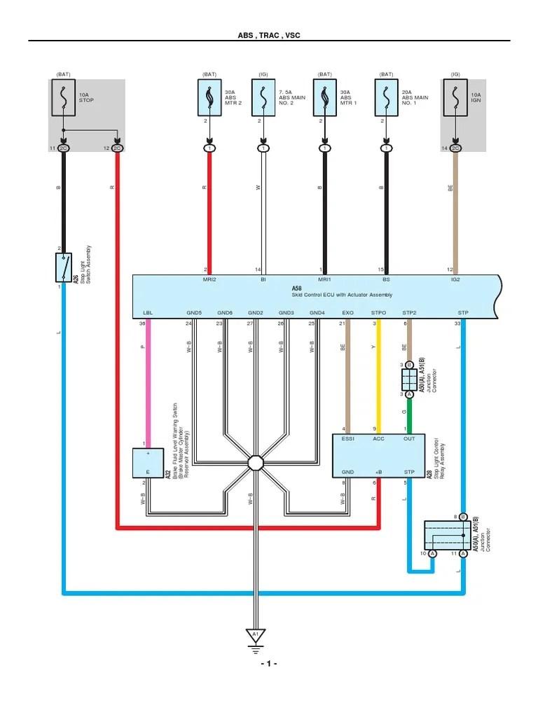 hight resolution of 2010 toyota prius electrical wiring diagrams pdf anti lock braking system machines