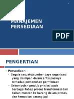Manajemen Persediaan Ppt : manajemen, persediaan, Model, Persediaan.ppt