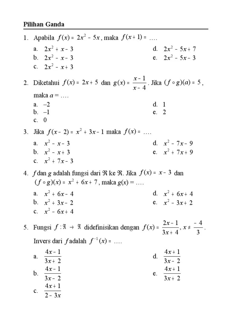 Contoh Soal Induksi Matematika Kelas 11 Beserta Jawabannya : contoh, induksi, matematika, kelas, beserta, jawabannya, Induksi, Matematika, Kelas, Cute766