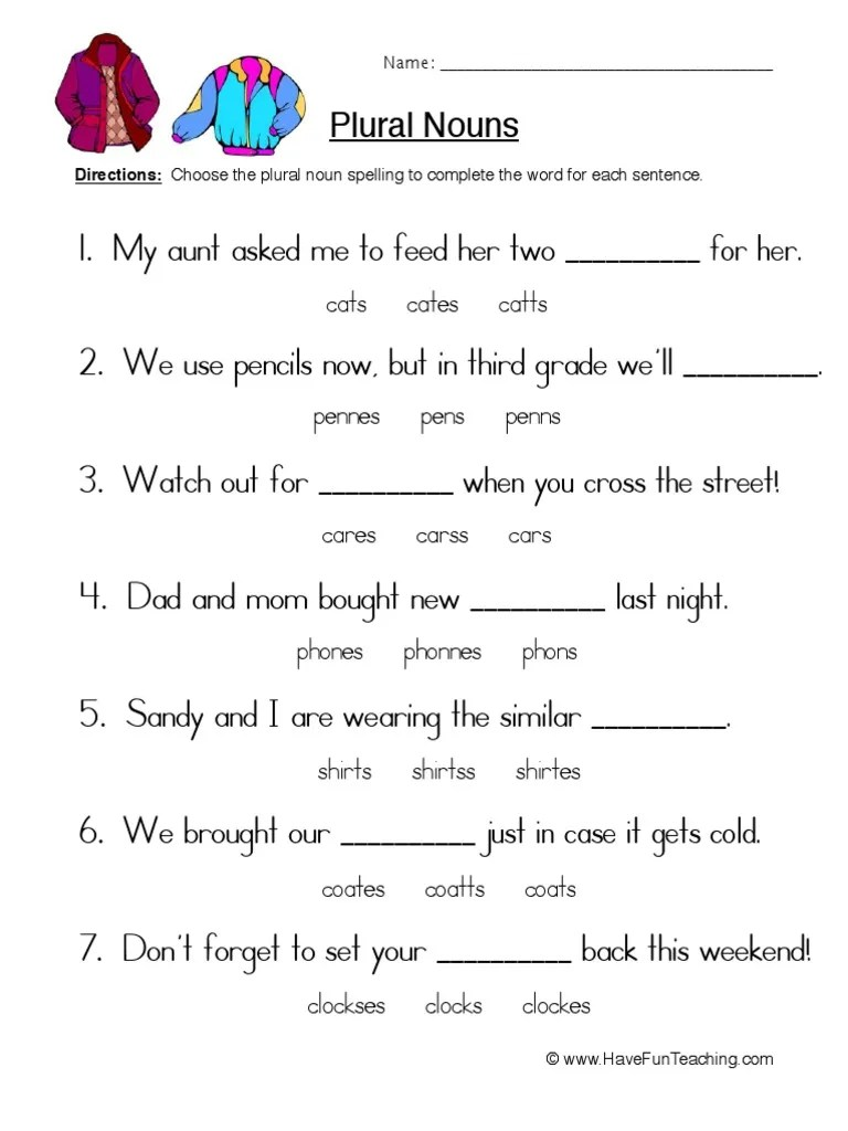 plural-nouns-worksheet-2.pdf [ 1024 x 768 Pixel ]