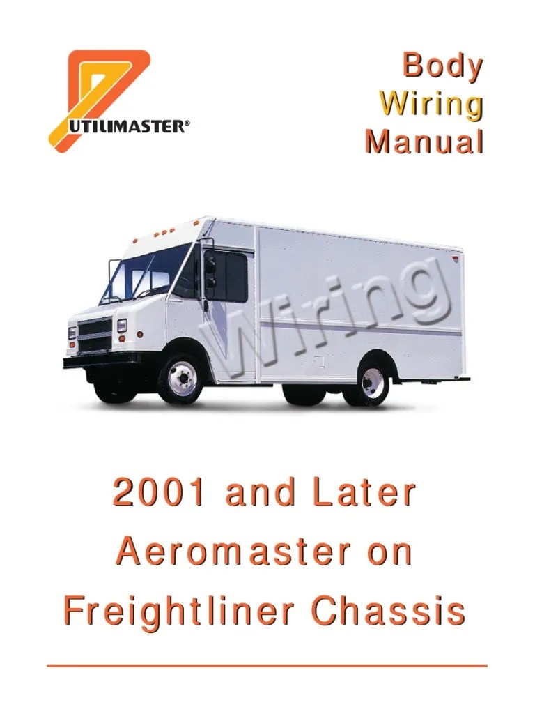 medium resolution of 01 freightliner 2002 fedex national highway traffic safety administration air conditioning