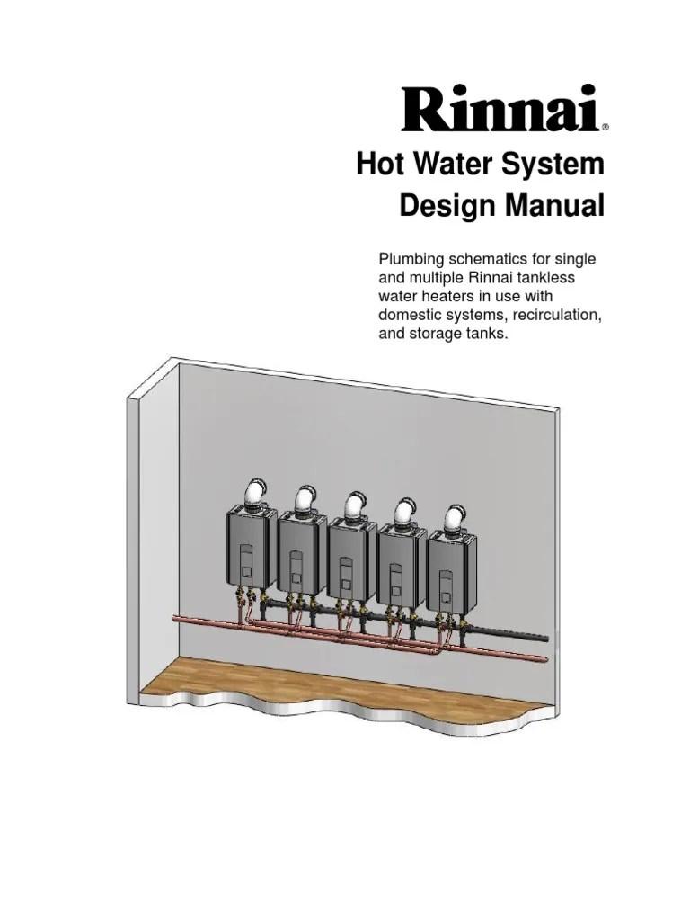 rinnai diseno water heating hvac [ 768 x 1024 Pixel ]
