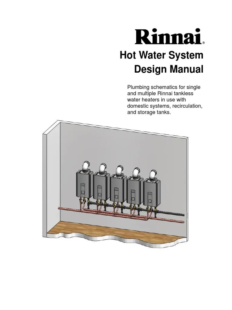 medium resolution of rinnai diseno water heating hvac