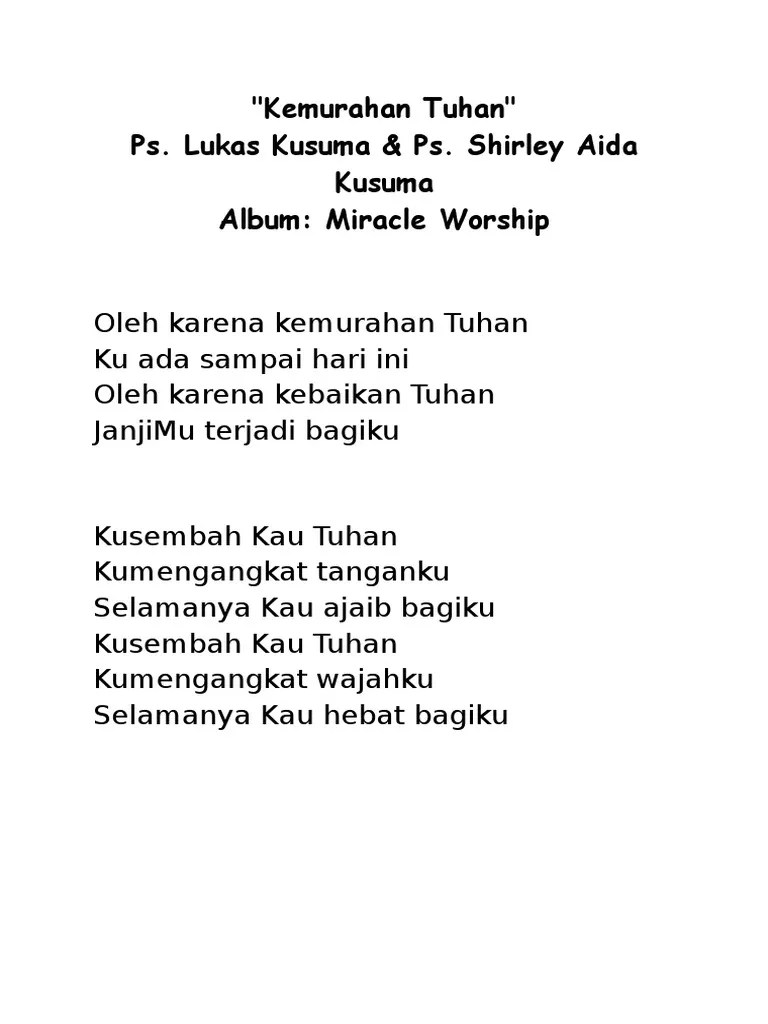 Angel Pieters & Jason - Kemurahan Tuhan (Official Music