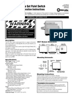 Sunpro Cp7678 DVM User Manual