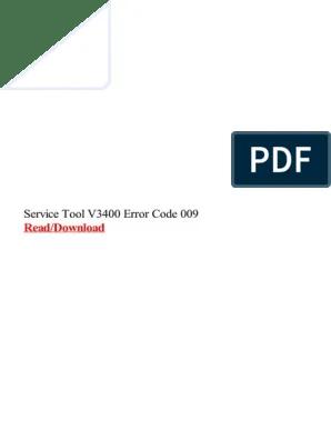 Service Tool Mp287 : service, mp287, Download, Service, V3200