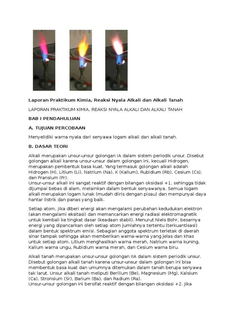 Warna Nyala Logam Alkali : warna, nyala, logam, alkali, Warna, Golongan, Alkali, Tanah, Youtube, Dubai, Khalifa