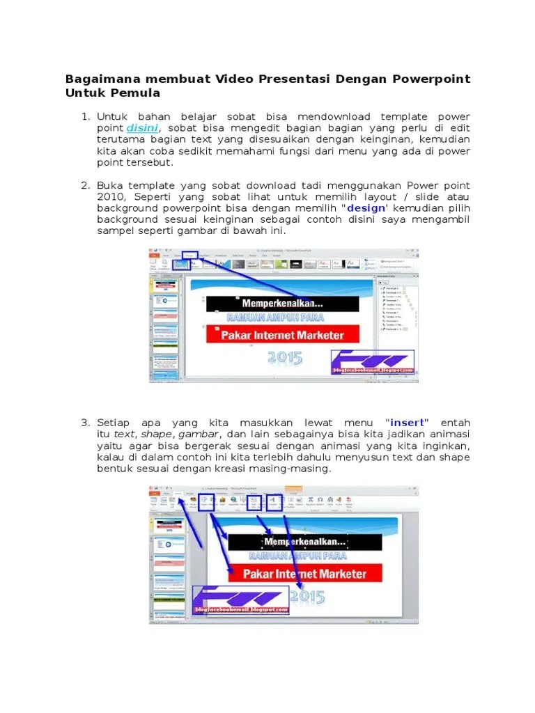 Bagian Bagian Microsoft Powerpoint 2010 : bagian, microsoft, powerpoint, Belajar, Power, Point, Pemula, Mengajarku, Dubai, Khalifa
