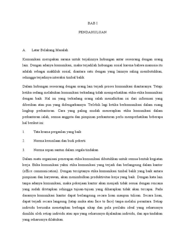 Makalah Etika Komunikasi : makalah, etika, komunikasi, Komunikasi, Etika, Makalah