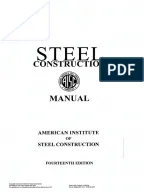 AISC Steel Construction Manual, 13th Edition, Second