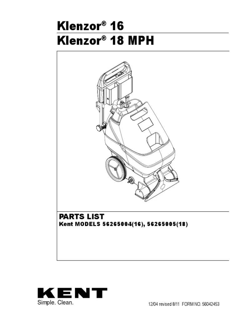 power seat part list [ 768 x 1024 Pixel ]