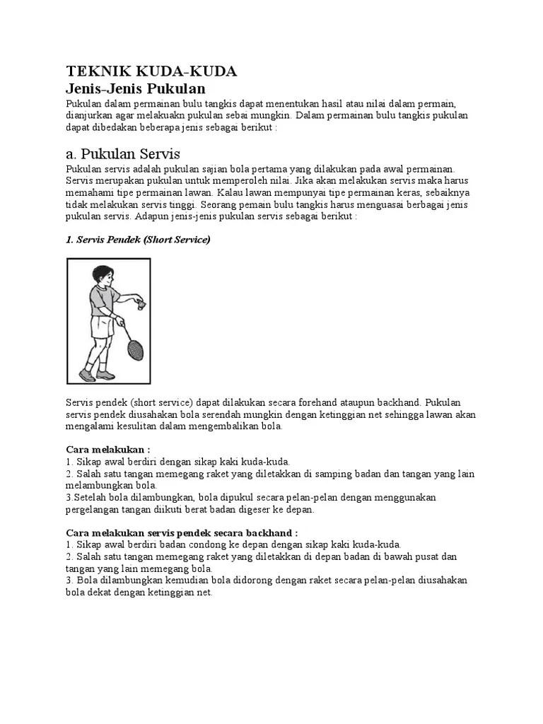 Cara Melakukan Servis Pendek Forehand : melakukan, servis, pendek, forehand, Teknik