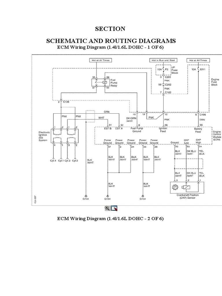 2005 chevy optra headlight wiring diagram [ 768 x 1024 Pixel ]