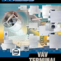 Nailor Vav Wiring Diagram Solar Panel How It Works Catalog Terminal Units Combined Thermostat Duct Flow