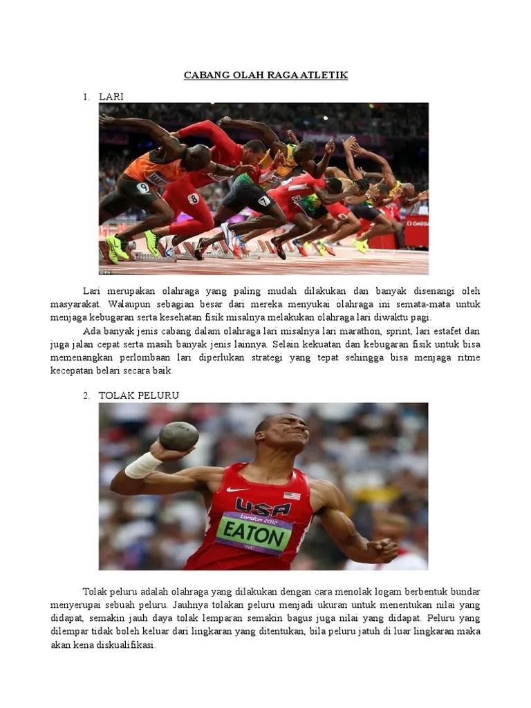 Kliping Olahraga Atletik : kliping, olahraga, atletik, TUGAS, KLIPING, Cabang, Atletik