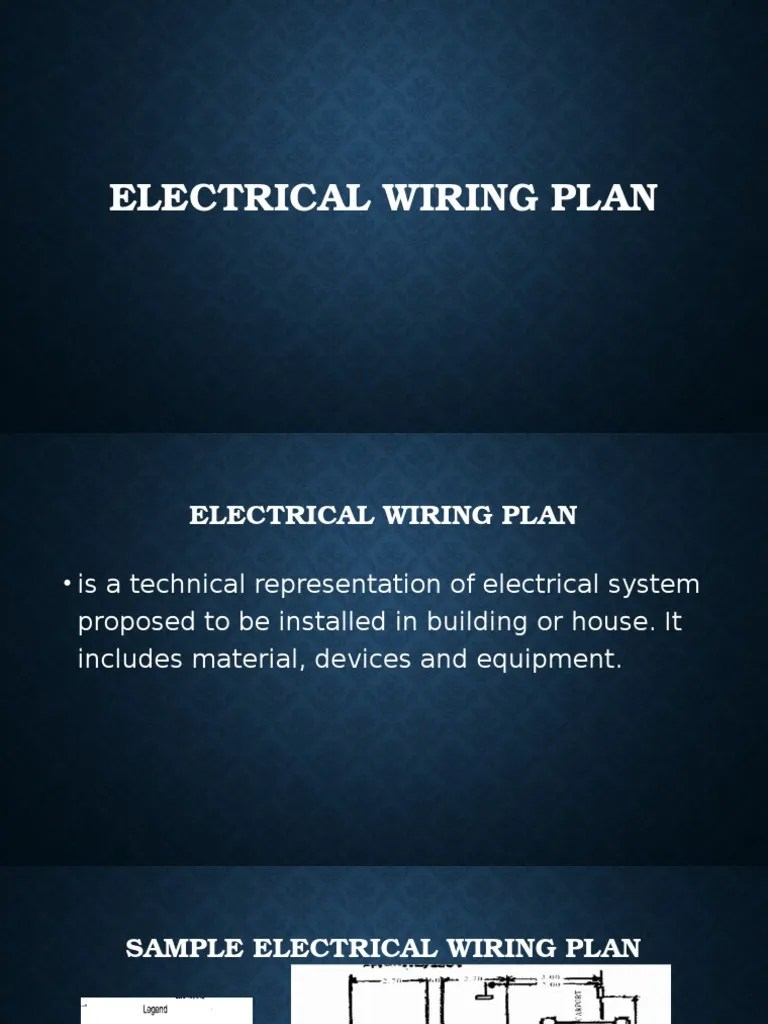electrical wiring estimating costing [ 768 x 1024 Pixel ]